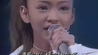 魂のルフラン (高橋洋子) covered by 安室奈美恵 on 夜もヒッパレ.