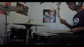 Wiz Khalifa - Young, wild and free Drum Cover por Mauri Torres