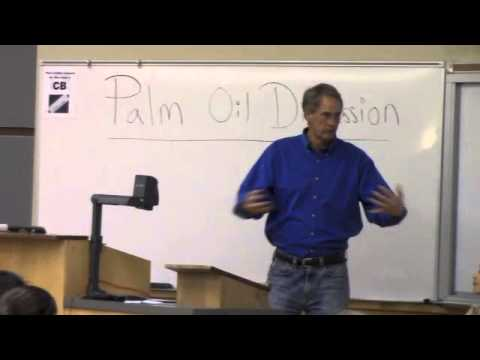 Palm Oil Faculty Panel Discussion: Colorado State University