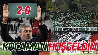 Konyaspor 2-0 Alanyaspor | Maçın Öyküsü (Süper Lig 14. Hafta 2018/2019)