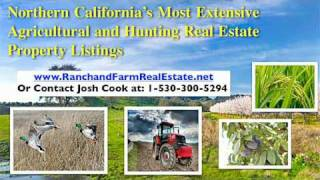 Northern California Duck Clubs for Sale - Northern California Farms for Sale
