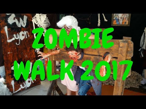 Zombie Walk 2017 de Lyon