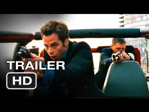 This Means War 2012 Trailer  HD Movie  Chris Pine, Tom Hardy Movie