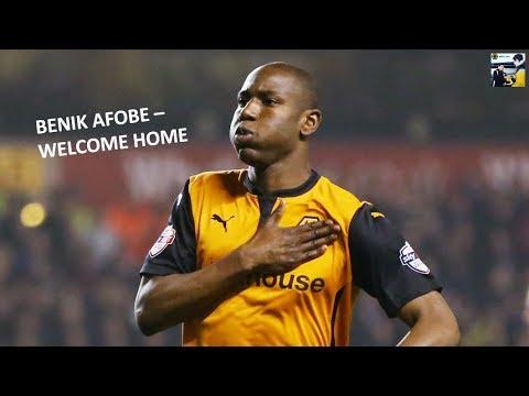 BENIK AFOBE - WELCOME HOME