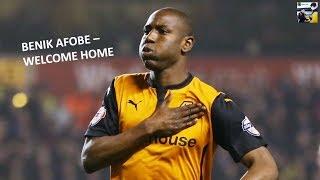 Benik Afobe   Welcome Home