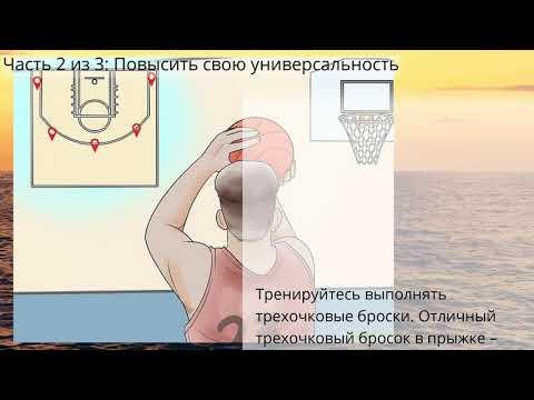 Как идеально бросить мяч в прыжке в баскетболе