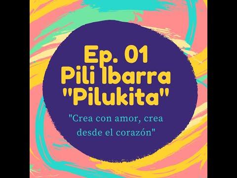 "Scrapbooking en español, Kamylah's Scraproom El Podcast.  Ep. 01. Pili Ibarra ""Pilukita"""