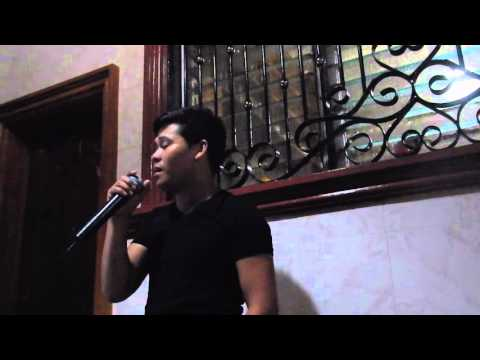 """AMAZING VOICE: Karaoke Video #8 with Marcelito Pomoy-- """"Dance with my Father""""--- Luther Vandross"""