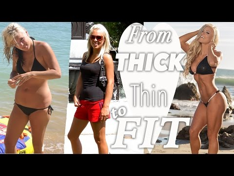 The Thick, Thin and Fit  | My Transformation Story