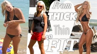 One of Jen Heward's most viewed videos: The Thick, Thin and Fit  | My Transformation Story