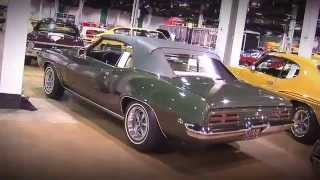2013 Muscle Car And Corvette Nationals Coverage: 1969 Firebird Ram Air IV Convertible Video V8TV