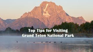 Grand Teton National Park: Top Sights and Tips for Visiting