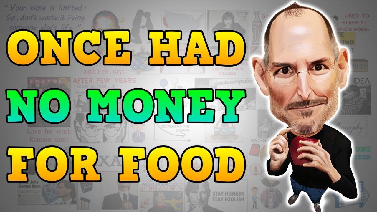 Steve Jobs Motivational Biography Success Story Of Steve Jobs And Apple