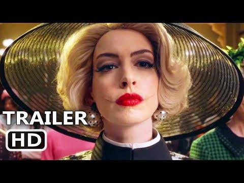CONVENÇÃO DAS BRUXAS Trailer Brasileiro LEGENDADO (2020) Anne Hathaway, Octavia Spencer