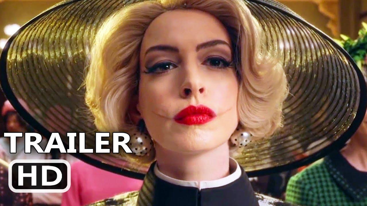 Convencao Das Bruxas Trailer Brasileiro Legendado 2020 Anne Hathaway Octavia Spencer Youtube