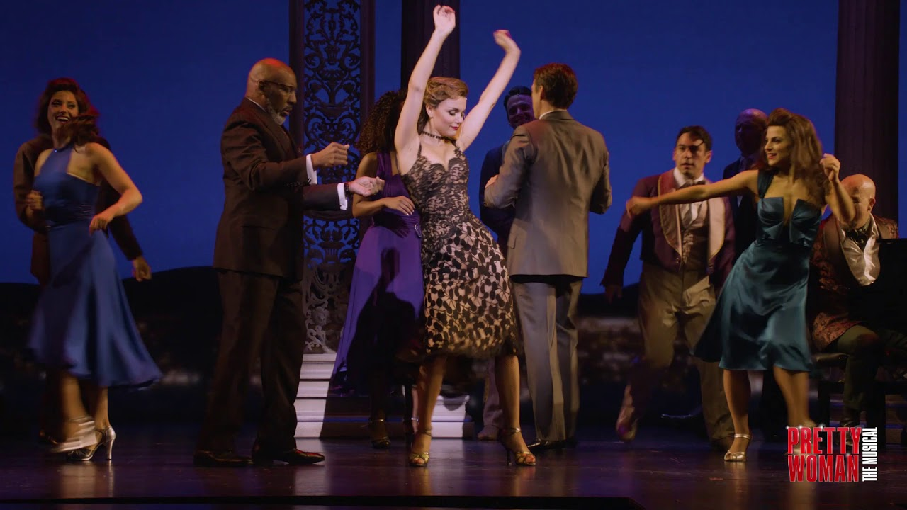 Don't Forget To Dance | Original Broadway Cast