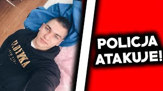 POLICJA WBIŁA DO DOMU MEDUSY - HISTORIA!