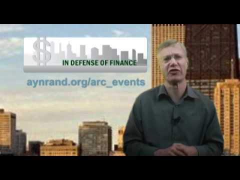 In Defense of Finance