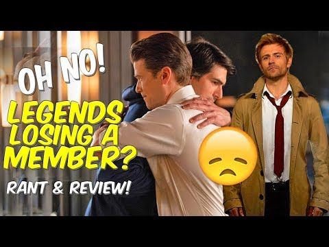 "Legends Losing A Member? Not Again! ""Witch Hunt"" Rant & Review!"