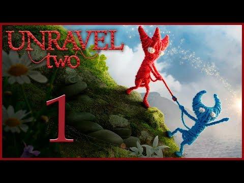 Unravel 2 - Кооператив - Foreing Shore [#1]   PC