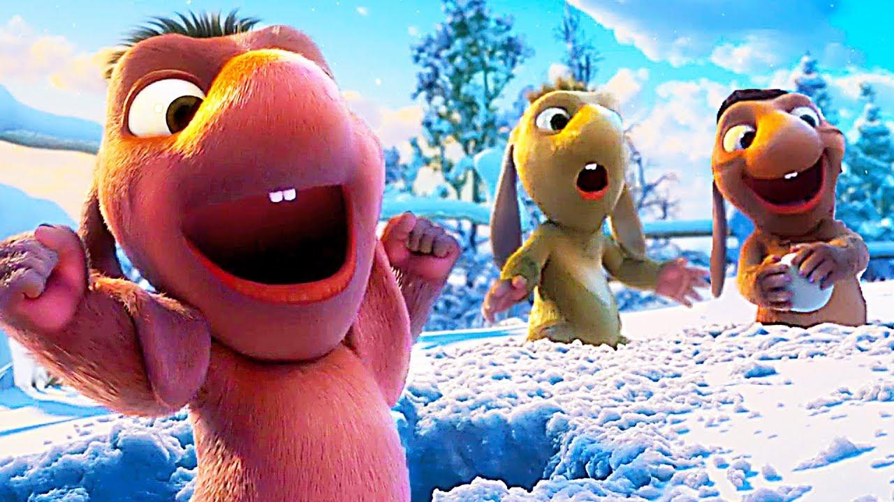 La bataille de boules de neige la princesse des glaces - La princesse de neige ...