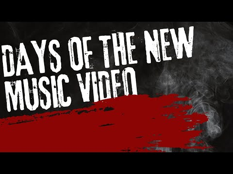 """ALMAh """"Days Of The New"""" Official Video"""