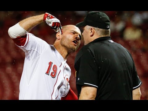 Joey Votto Savage Moments - YouTube