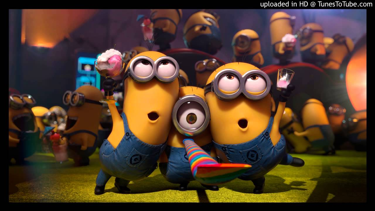 Minion Kissing Camera : The minions kiss kiss ost despicable me youtube