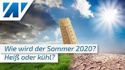 Wie wird das Wetter im Sommer 2020? Heiß, kühl, nass oder trocken? Um 23.43 Uhr startet der Sommer!
