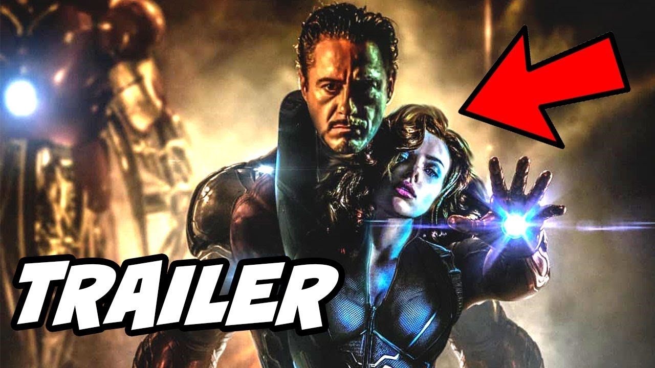 BLACK WIDOW Movie Trailer Release date & Ant Man 3 news ...