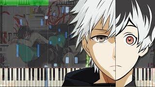 東京喰種トーキョーグール:re ED How To Play Asphyxia - Tokyo Ghoul:...