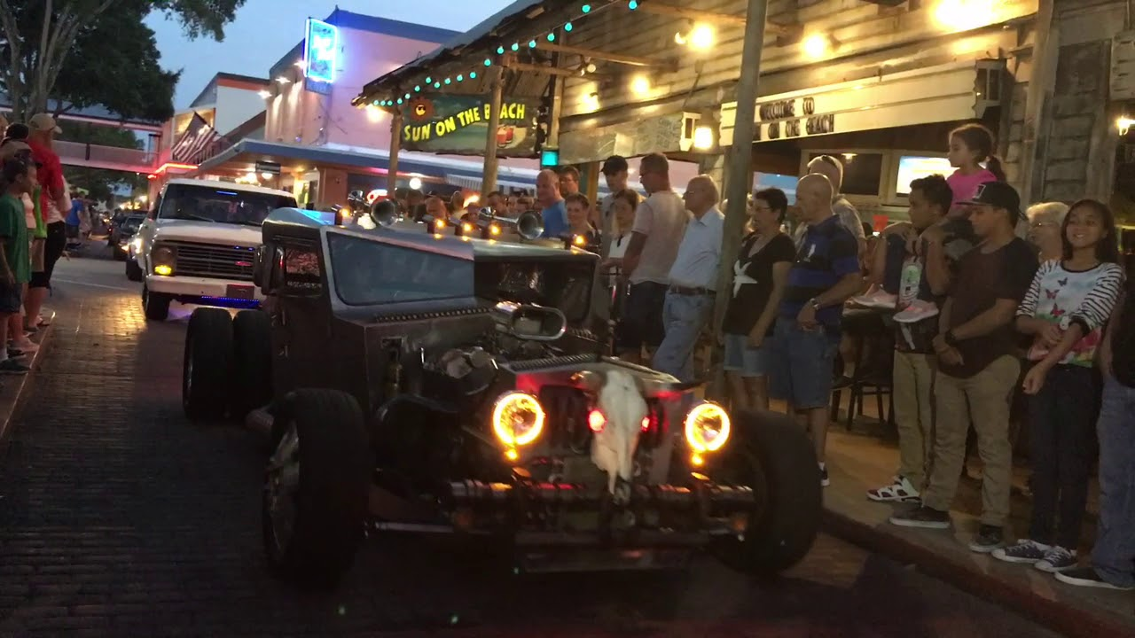 Friday Night Car Show Old Town Kissimmee Florida YouTube - Old town florida car show