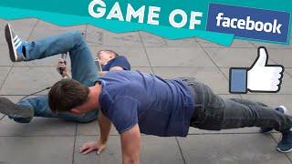 Schweizer, Fans und eine Frau für David Hain | Game of Facebook