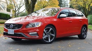 Volvo V60 2014 Videos