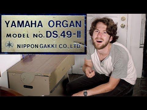 Yamaha Reed Organ -  DS 49 II
