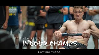 2019 New Zealand Indoor Rowing Championships