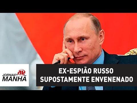 Rússia diz não saber de nada sobre caso...