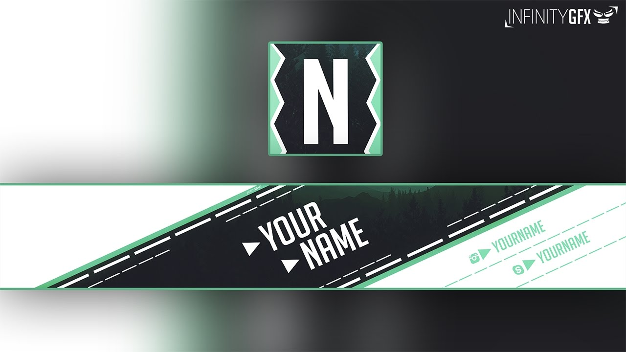 Simple banner avatar youtube template free download for 820subs simple banner avatar youtube template free download for 820subs maxwellsz