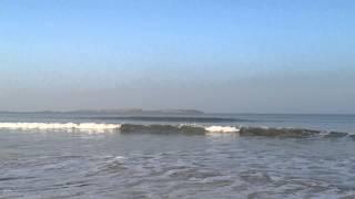 ice cream surfing on the north coast portrush northern ireland part 2