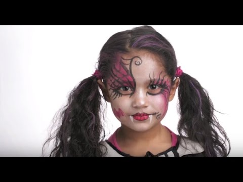 diy maquillage enfant halloween draculita jardinerie. Black Bedroom Furniture Sets. Home Design Ideas