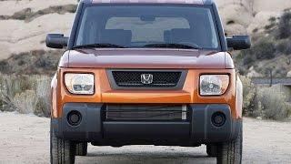 #5617. Honda Element EX P 2006 (потрясающее видео)