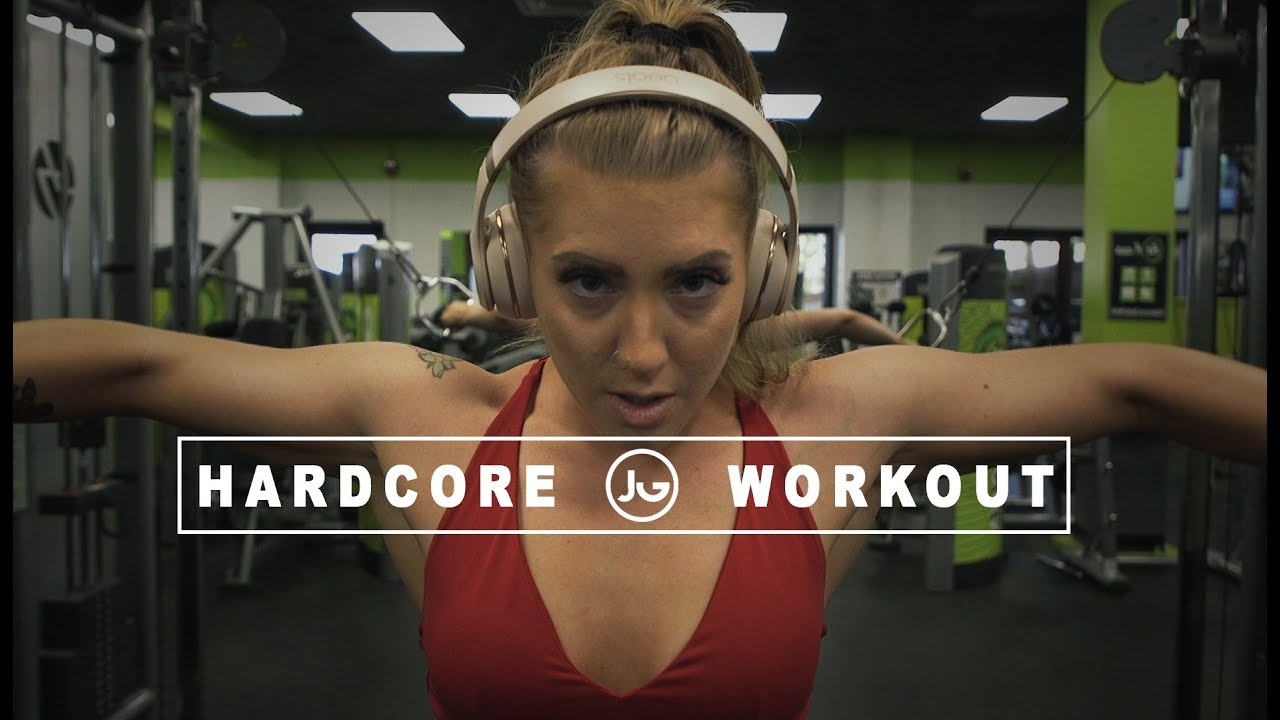 Hardcore Workout | Cinematic | Canon C100 Mark ii