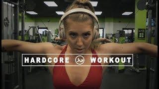 Hardcore Workout | Cinematic | Canon C100 Mark ii