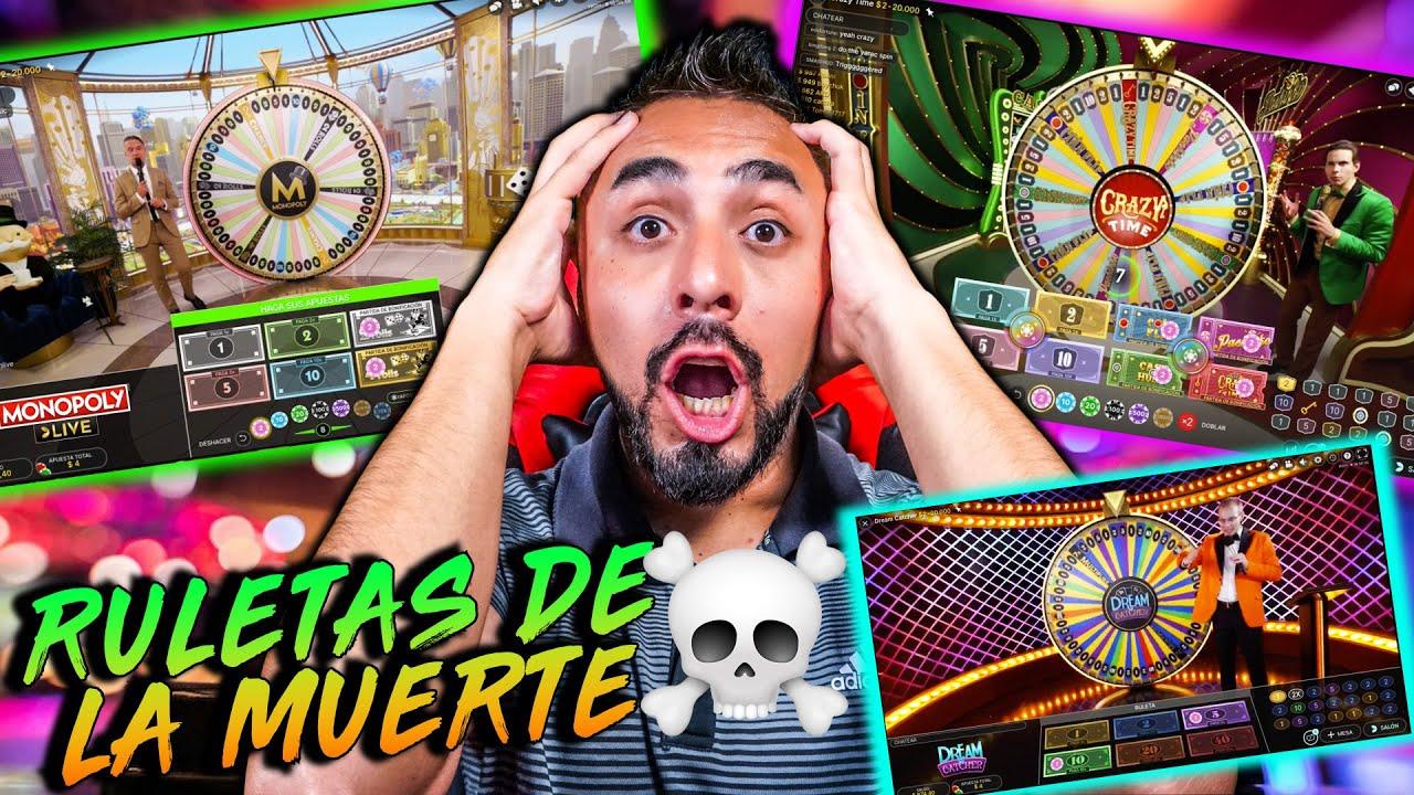 Me enfrento a las 3 ruletas mas tramposas del casino | PKM