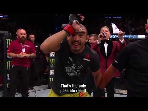 UFC Форталеза: Жозе Альдо - Король вернулся