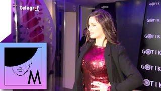 Milica Pavlovic - Intervju za Telegraf - (Klub Gotik 13.01.2017.)
