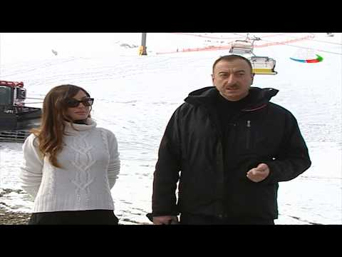 Shahdag Mountain Resort: special edition, Azerbaijan Television