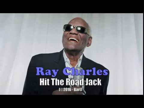 Ray Charles - Hit The Road Jack (Karaoke)