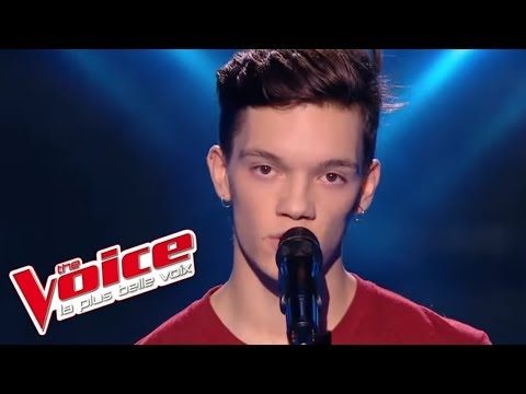 Stromae – Quand c'est | Fabian | The Voice France 2017 | Blind Audition