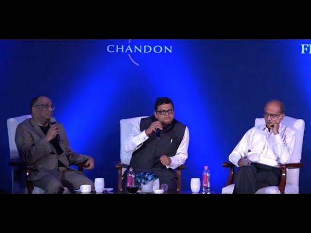 Business and Economy Session with Prashant Bhushan & Gopal Krishna Agarwal